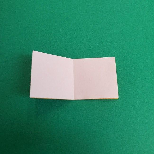 プリキュアキュアスパークルの服*折り紙はオレンジ色(15cmサイズ) (7)
