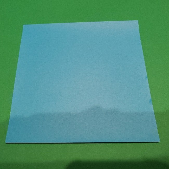 ペギタンの折り紙*用意するもの (1)