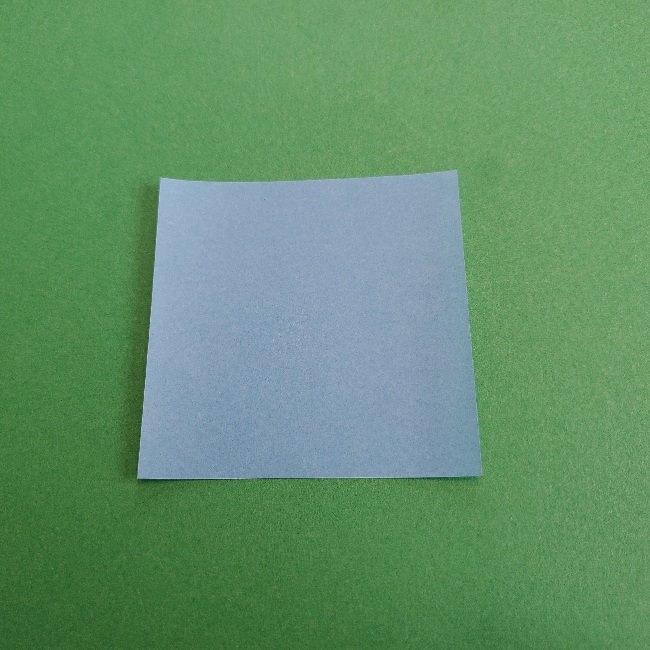 動物の森の折り紙<クリスチーヌとフランソワ>折り方作り方 (10)