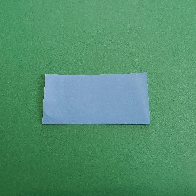 動物の森の折り紙<クリスチーヌとフランソワ>折り方作り方 (11)