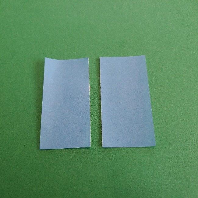 動物の森の折り紙<クリスチーヌとフランソワ>折り方作り方 (12)