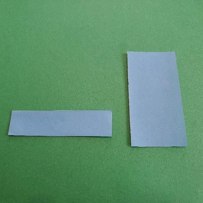 動物の森の折り紙<クリスチーヌとフランソワ>折り方作り方 (13)