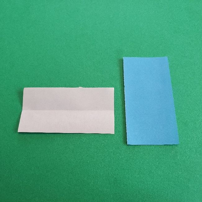 動物の森の折り紙<クリスチーヌとフランソワ>折り方作り方 (14)