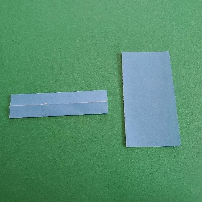 動物の森の折り紙<クリスチーヌとフランソワ>折り方作り方 (15)