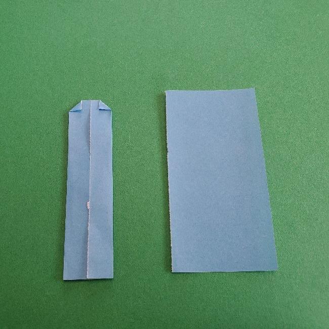 動物の森の折り紙<クリスチーヌとフランソワ>折り方作り方 (16)