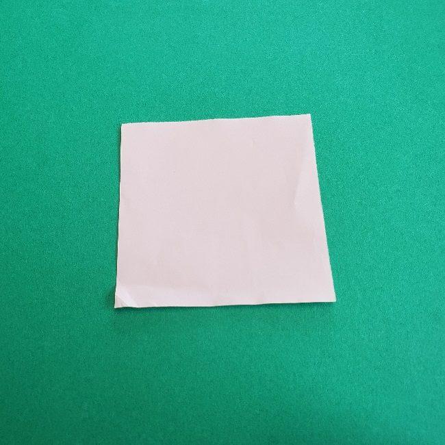 動物の森の折り紙<クリスチーヌとフランソワ>折り方作り方 (18)