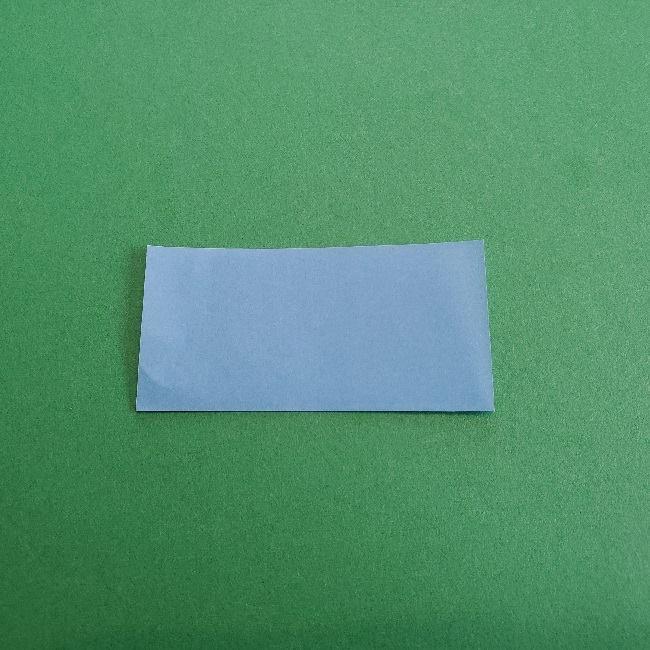 動物の森の折り紙<クリスチーヌとフランソワ>折り方作り方 (2)