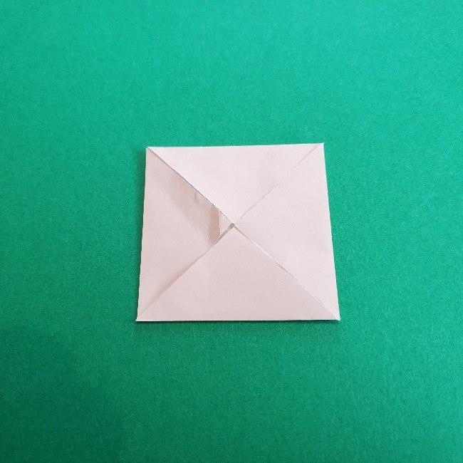 動物の森の折り紙<クリスチーヌとフランソワ>折り方作り方 (20)