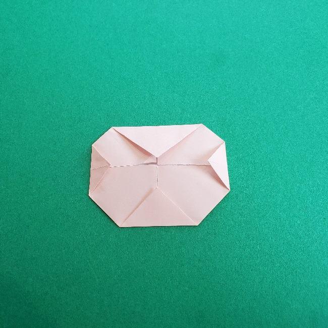 動物の森の折り紙<クリスチーヌとフランソワ>折り方作り方 (23)