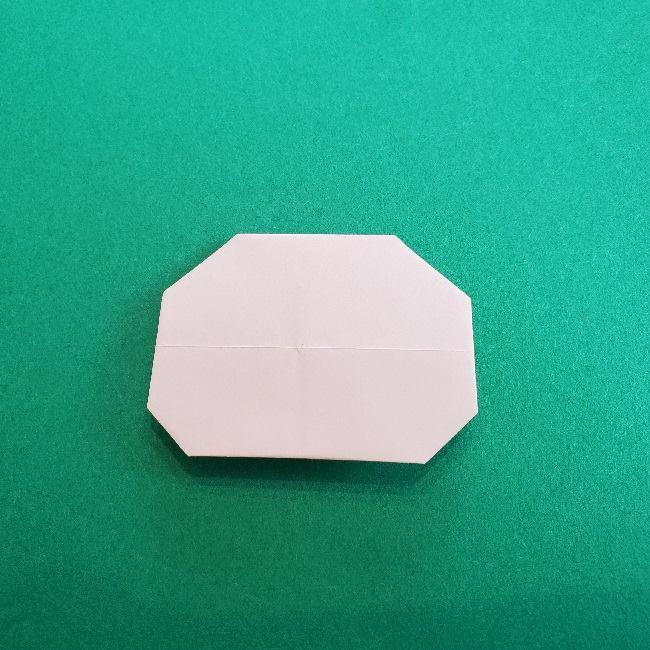 動物の森の折り紙<クリスチーヌとフランソワ>折り方作り方 (25)