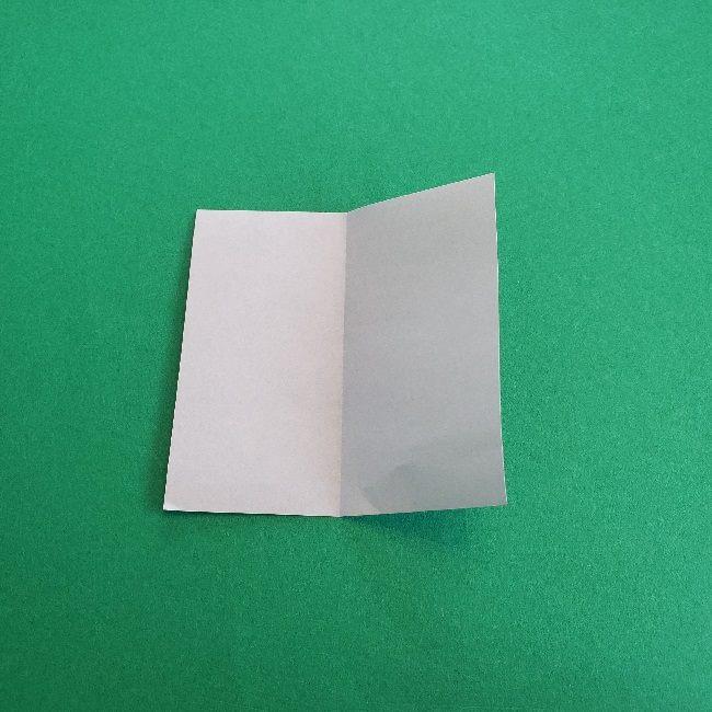 動物の森の折り紙<クリスチーヌとフランソワ>折り方作り方 (3)