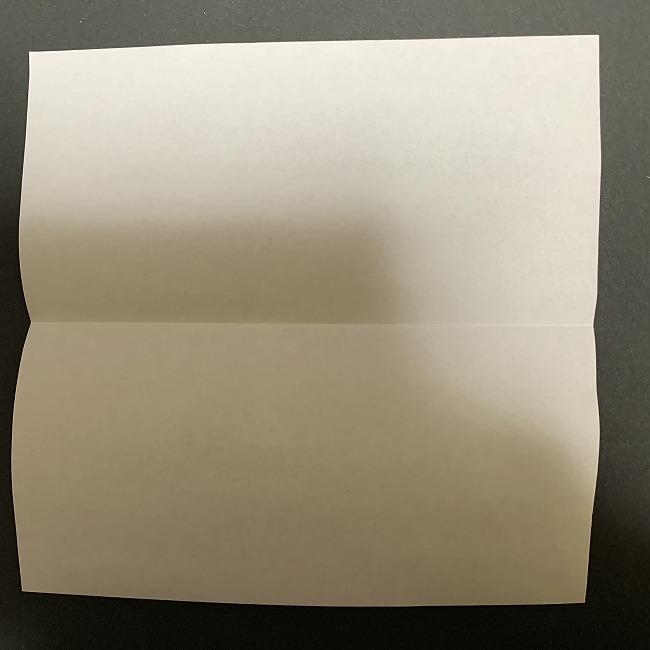 折り紙【チューリップの名札】の作り方折り方 (1)