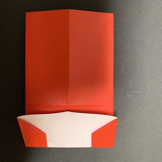 折り紙【チューリップの名札】の作り方折り方 (10)