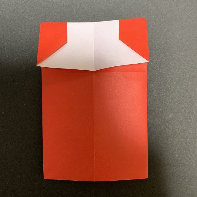 折り紙【チューリップの名札】の作り方折り方 (11)
