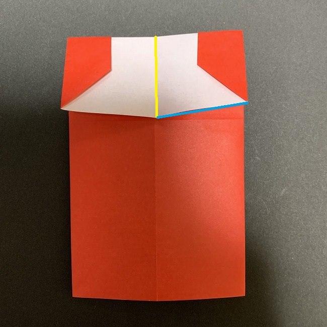 折り紙【チューリップの名札】の作り方折り方 (12)