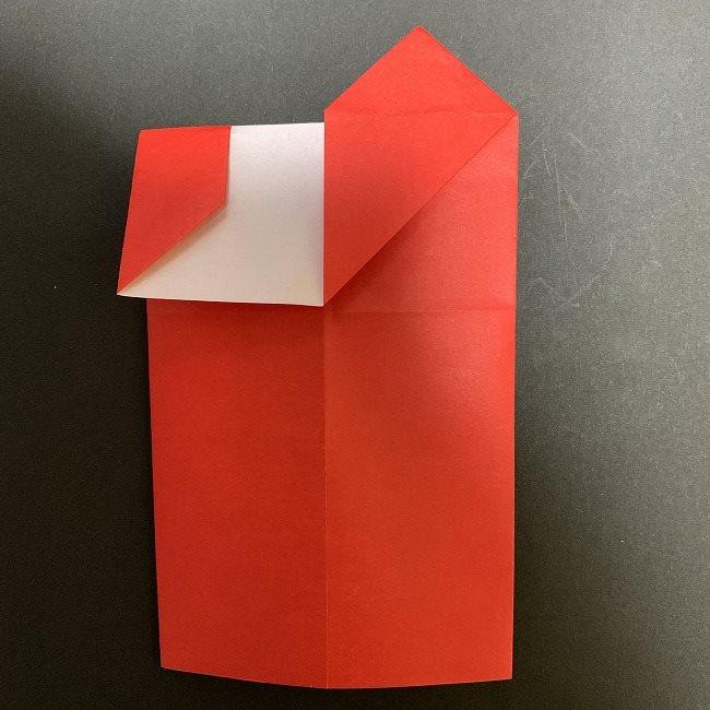 折り紙【チューリップの名札】の作り方折り方 (13)