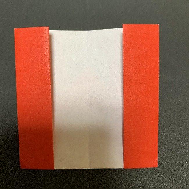 折り紙【チューリップの名札】の作り方折り方 (16)
