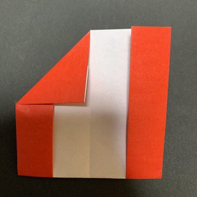 折り紙【チューリップの名札】の作り方折り方 (17)