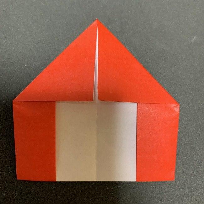 折り紙【チューリップの名札】の作り方折り方 (18)