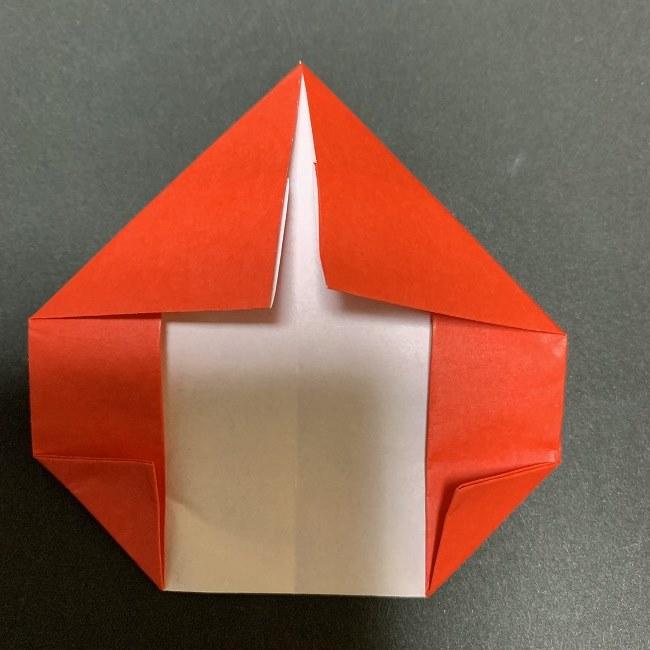 折り紙【チューリップの名札】の作り方折り方 (19)