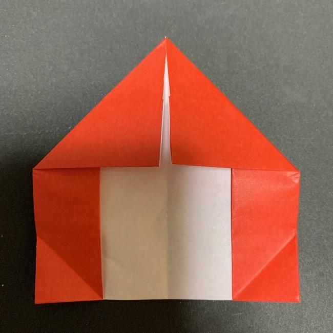 折り紙【チューリップの名札】の作り方折り方 (20)