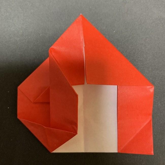 折り紙【チューリップの名札】の作り方折り方 (21)