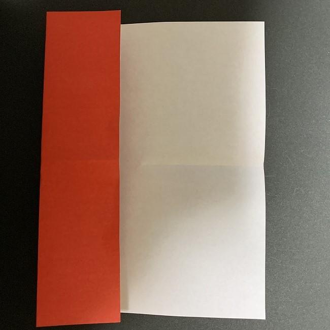 折り紙【チューリップの名札】の作り方折り方 (3)