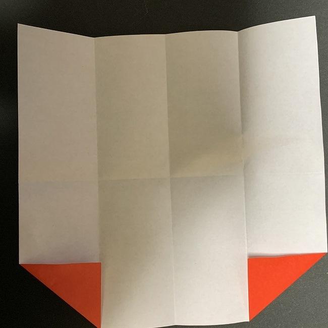 折り紙【チューリップの名札】の作り方折り方 (7)