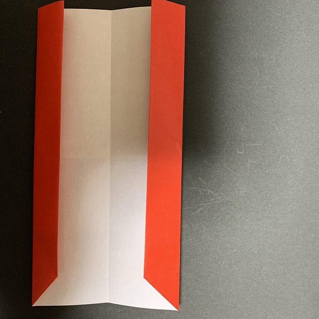 折り紙【チューリップの名札】の作り方折り方 (8)