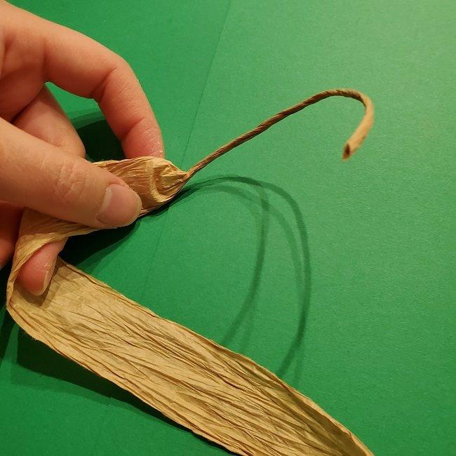 折り紙でチューリップをラッピングする方法★ (3)