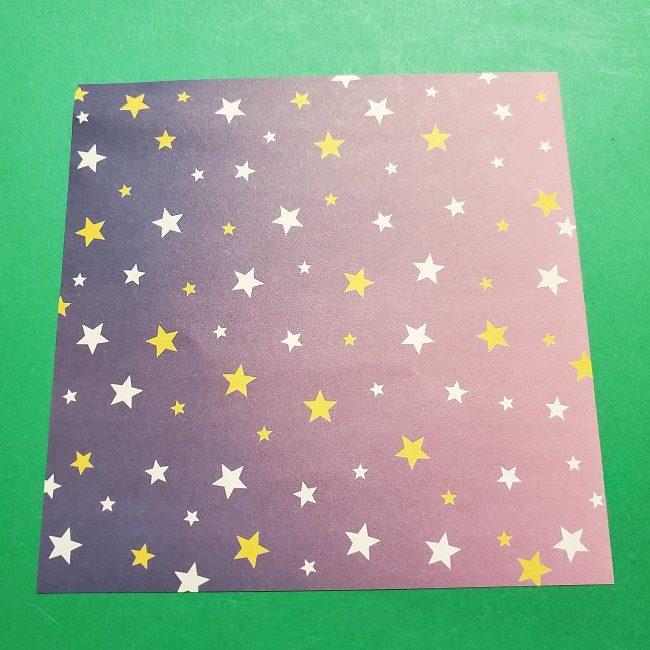 折り紙でチューリップをラッピングする方法★ (5)