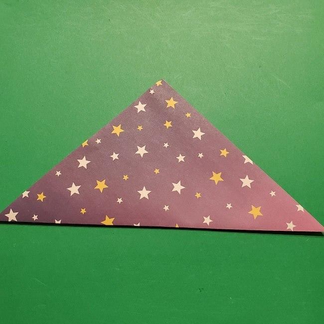 折り紙でチューリップをラッピングする方法★ (6)