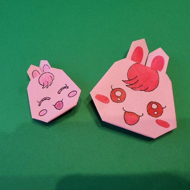 折り紙のラビリンは簡単でかわいい☆
