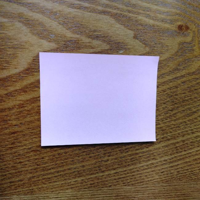 折り紙の桜 5枚でも簡単な折り方切り方 (1)