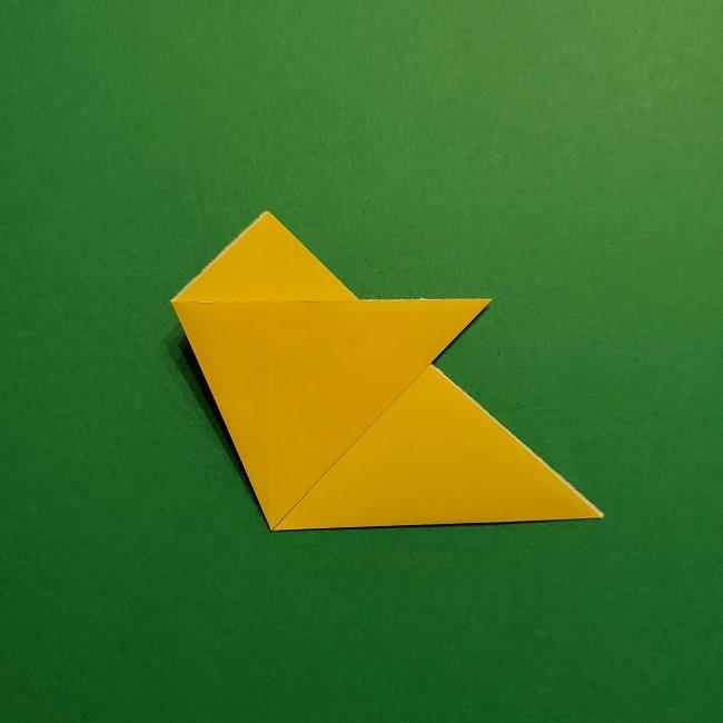 折り紙 チューリップのリースの作り方 (10)