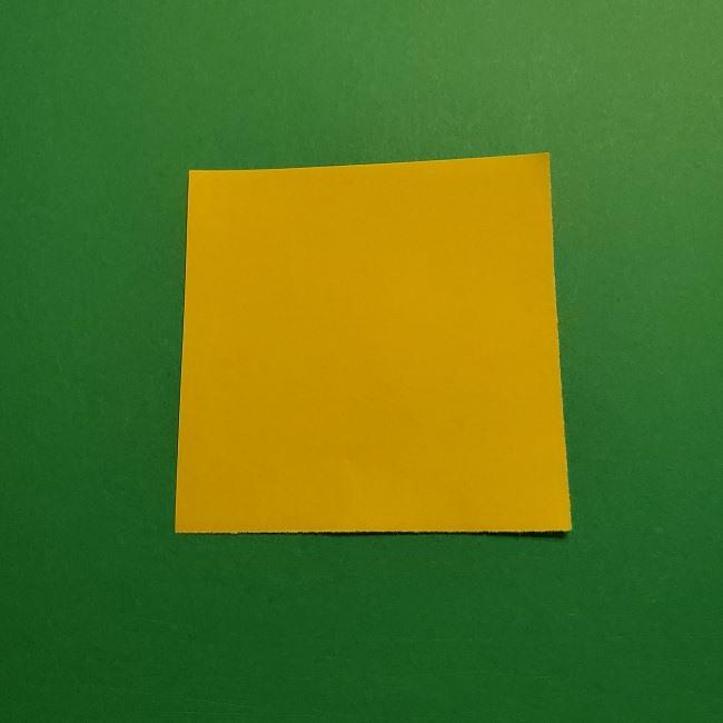 折り紙 チューリップのリースの作り方 (2)