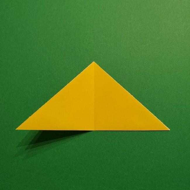 折り紙 チューリップのリースの作り方 (5)