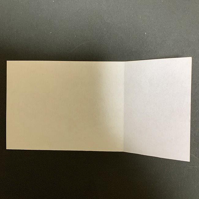 折り紙 チューリップの花束(平面)*作り方折り方 (10)