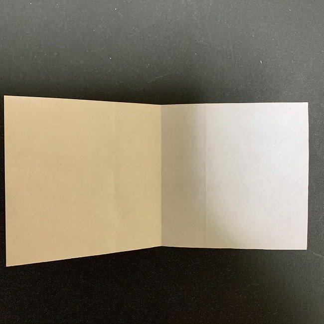 折り紙 チューリップの花束(平面)*作り方折り方 (13)