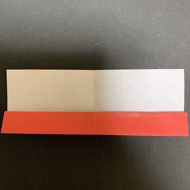 折り紙 チューリップの花束(平面)*作り方折り方 (15)