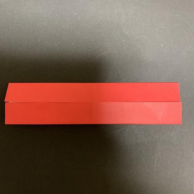 折り紙 チューリップの花束(平面)*作り方折り方 (16)