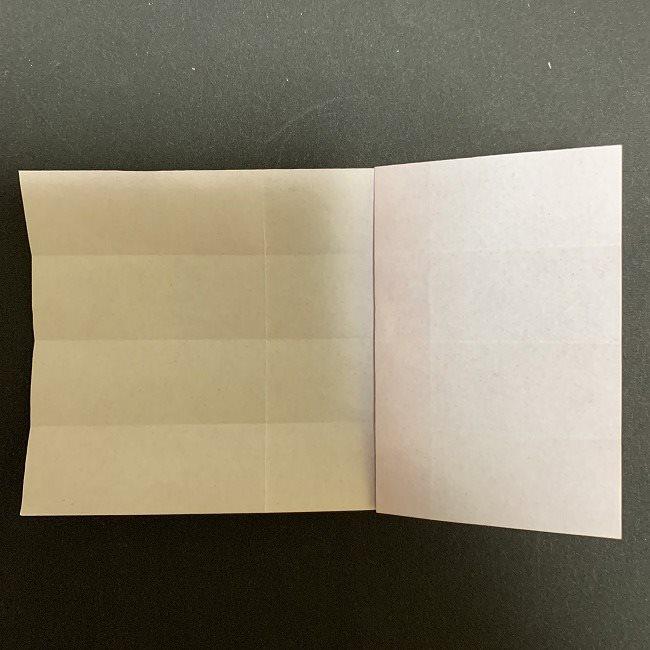 折り紙 チューリップの花束(平面)*作り方折り方 (18)