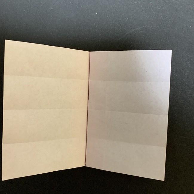 折り紙 チューリップの花束(平面)*作り方折り方 (19)