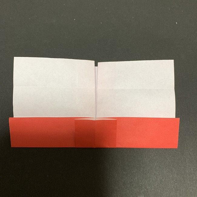 折り紙 チューリップの花束(平面)*作り方折り方 (20)