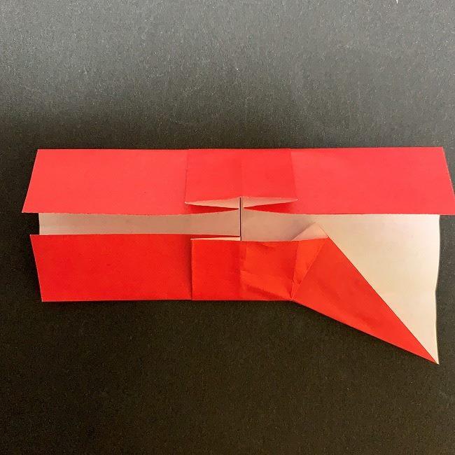 折り紙 チューリップの花束(平面)*作り方折り方 (22)