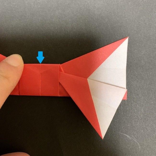折り紙 チューリップの花束(平面)*作り方折り方 (25)