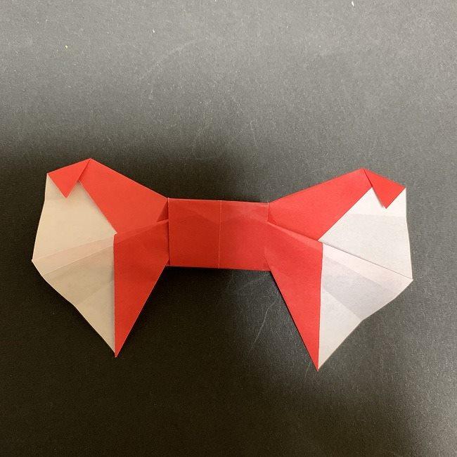 折り紙 チューリップの花束(平面)*作り方折り方 (27)