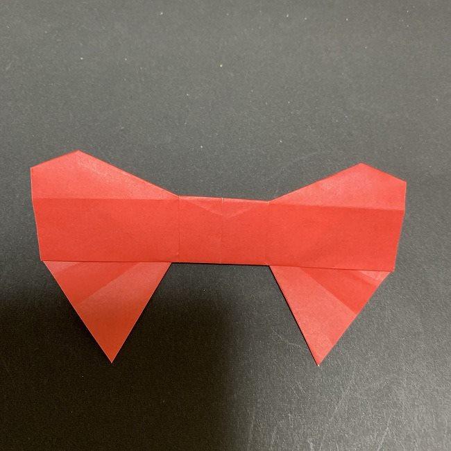 折り紙 チューリップの花束(平面)*作り方折り方 (28)