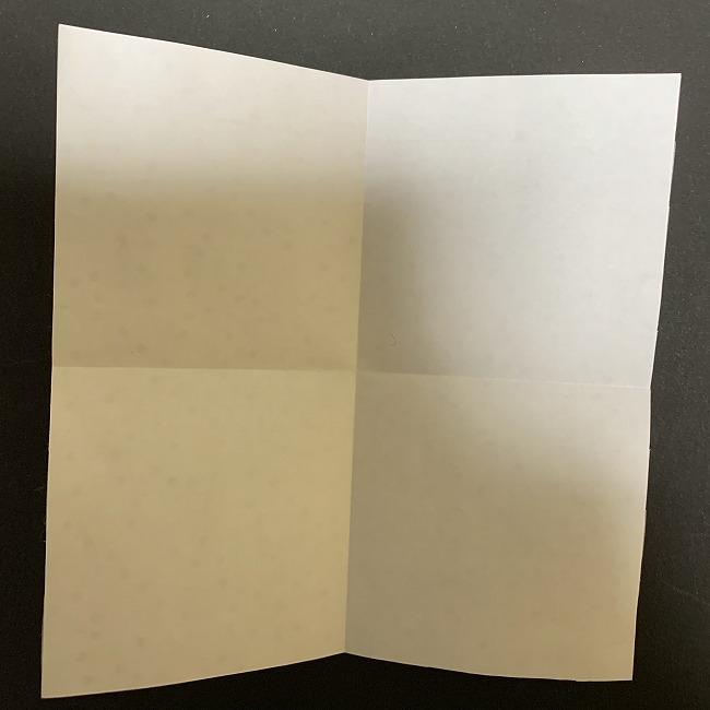 折り紙 チューリップの花束(平面)*作り方折り方 (4)