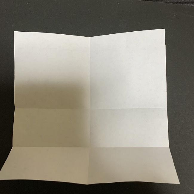 折り紙 チューリップの花束(平面)*作り方折り方 (6)